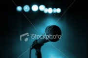 stock-photo-3477500-mic-in-blue